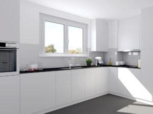 3,5-Zi. Whg - Stimmungsbild Küche
